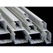 Καναλια Πλαστικα Διατρητα Module 12,5mm