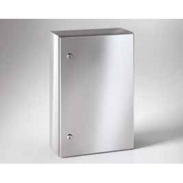 Κουτί ανοξείδωτο AISI 304 200x300x150mm