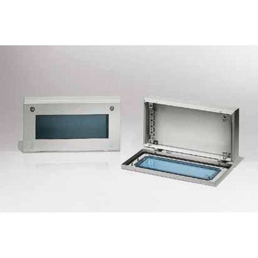 Κουτιά Με Πόρτα Plexi Glass Μικρού Βάθους IP 55