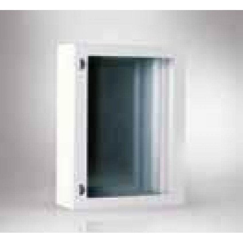 Κουτιά Με Πόρτα Plexi Glass  IP 55