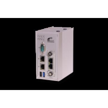 """Υπολογιστής Edge Gateway """"Remote"""", Intel Atom, 1,3GHz, 2GB RAM, 16GB eMMC flash, 4xRJ45 Ethernet, 2xUSB, 1xRS232/485, 1xWi-Fi, NIOT-E-TIB100-GB-RE\WF"""