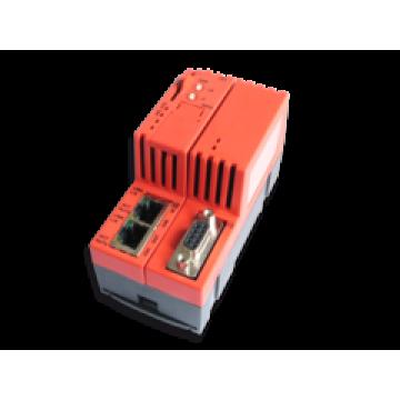 Gateway netTAP 100 RT-Ethernet - PROFIBUS-DP, τοποθέτηση σε ράγα Din, NT 100-RE-DP