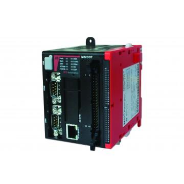 Προγραμματιζόμενος λογικός ελεγκτής 21,6-28,8VDC, 16inputs 24VDC, 16 outputs 12-24VDC