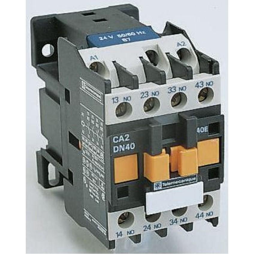 Βοηθητικά Ρελέ Σειρά CA2-3-4KN Mini