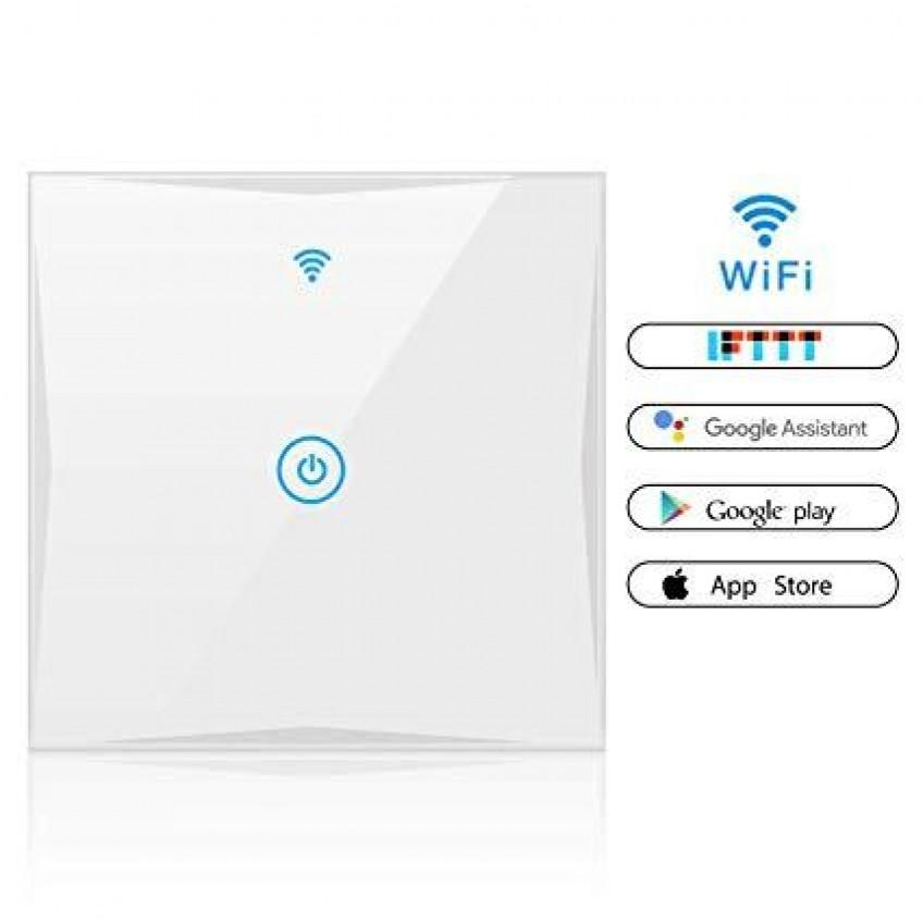 Διακόπτες Φωτισμού & Πριζες Wi-Fi & Touch Screen