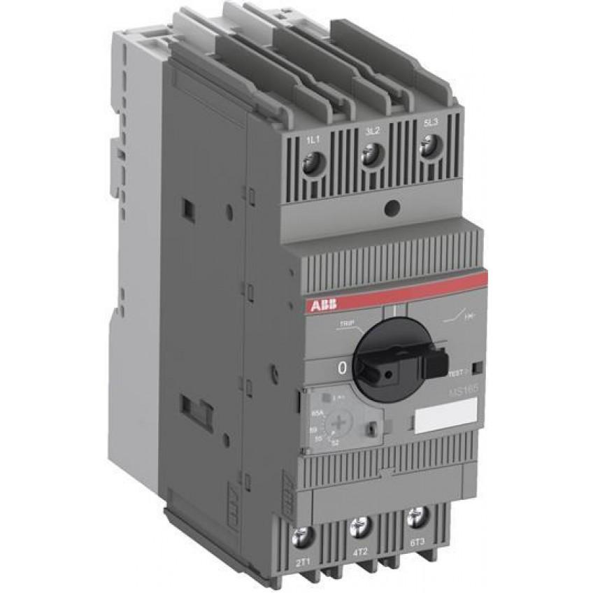 Θερμομαγνητικοί Διακόπτες MS165-MS495