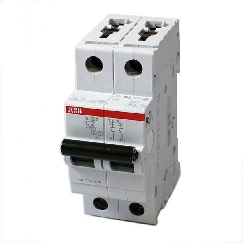 Αυτόματες Ασφάλειες 2Π  SH200T 3kA  B