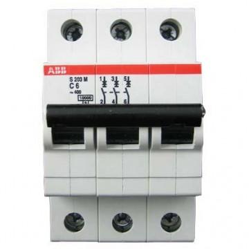 Αυτόματη ασφάλεια S203-C10 10A