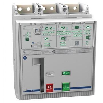 Αυτόματος διακόπτης ισχύος ηλεκτρονικός LSIG 4Π 100kA 480-1200A
