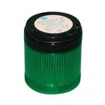 Σηματοδότης LED πράσινος σταθερός 24V AC/DC