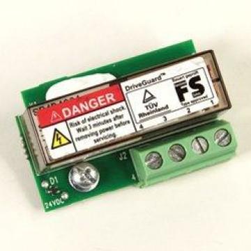 Κάρτα DriveGuard Safe-Off Interface