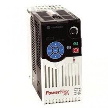 Ρυθμιστής στροφών μονοφασικός 0.75kW, 1Hp, 4.8A 200-240VAC 50/60Hz