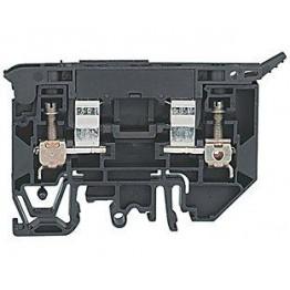 Κλεμμοασφάλεια 0,5-4mm² μαύρη χωρίς ένδειξη, 300V AC/DC