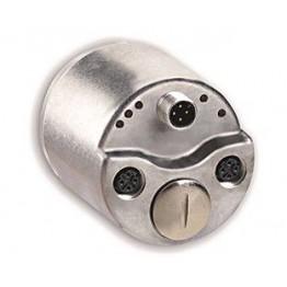Παλμογεννήτρια Etherner/IP, πολλαπλής περιστροφής, κοίλος άξονας σύνδεσης 15mm, 30bit, 10-30VDC, M12